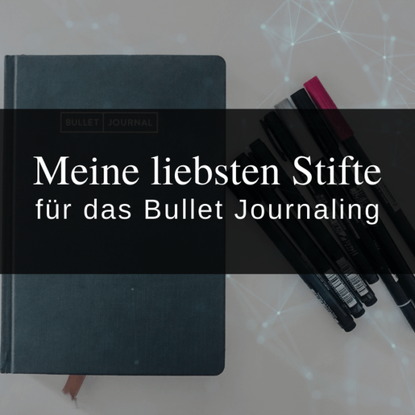 Bullet Journaling Stifte