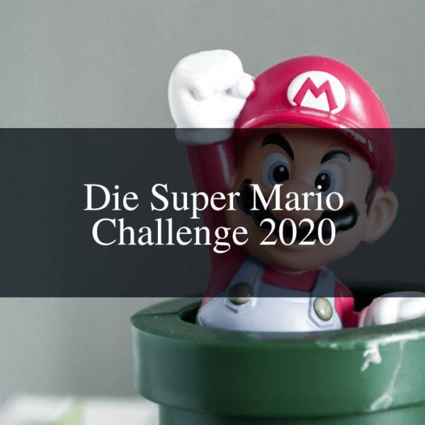 Super Mario gibt Vollgas
