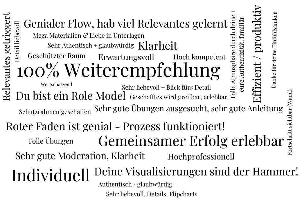 Teilnehmer Feedback vom Job Camp -Stuttgart-