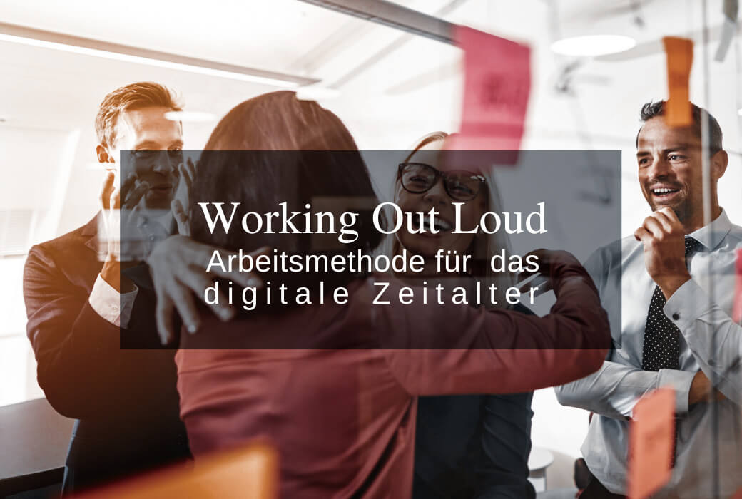 digitale Zusammenarbeitsmethode